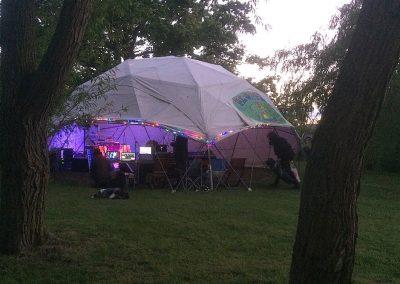 Dome Party tent venue